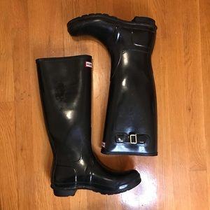 Original Tall Gloss Hunter Boots